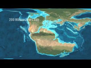 Планета Земля через 100 млн лет ( геология ).