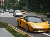 Разное. Дубай. « Lamborghini » по городу разбросаны как у нас