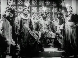 Волшебная лампа Алладина / Aladdin Aur Jadui Chirag (1952)
