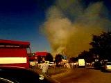 Пожар Мукачево ...