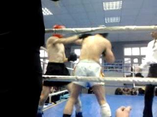 Мой Финальный бой! В Чемпионате Украины по Кикбоксингу!