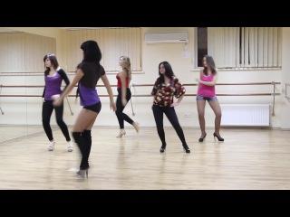 медленная стрип пластика 24 марта2013г школа женской хореографии СЕЛЕНА г Астрахань