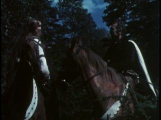 Графиня де Монсоро (1971) 2 серия