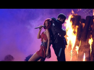 *kdc* rihanna & drake - what's my name (live grammy awards 2011)