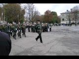 Присяга 2011 Волинський обласний ліцей з посиленою військово-фізичною підготовкою