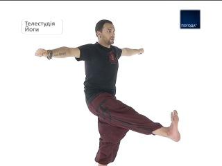 3. Йога для мужчин. Денис Бучма. Жизненный баланс