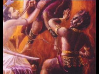 Карма и реинкарнация: участники VEDALIFE-2012 Авадхут Свами и Индубала Деви даси