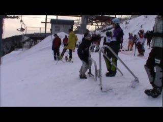 24.03.2012 бобровый лог параллельный слалом гигант сноуборд