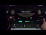 Запуск Олимпа МПК-005С после замены конденсаторов на нем и проверка записи.