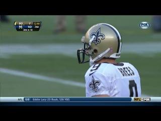 Американский футбол, NFL 2013-2014, Week 06, 13.10.2013, New Orleans Saints - New England Patriots, 1-я половина, an, автор рипа/записи: Perekoor