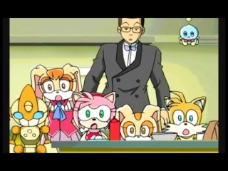 Sonic X 2 сезон 17 серия (SD)