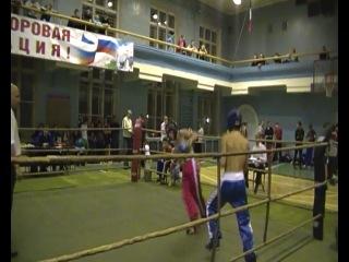 кик-боксинг)2 раунд))