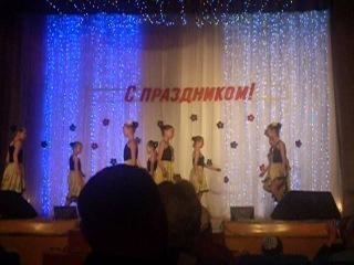 народный ансмбль танца Каклинка - Прогулка в стиле ретро