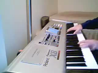 _ -= My Heart Will Go On =- Piano cover titanik.flv