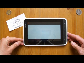 PocketBook A7 - демонстрация работы