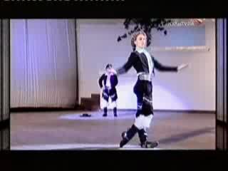 Игорь Моисеев - Танец гаучо