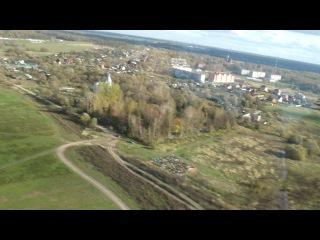 полёт над Ситне- Щелканово