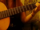 Виктор Цой - Малыш (гитара)