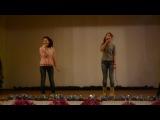 Эта песня простая)в исполнении Гальченко Анны и Варфоломеевой Полины
