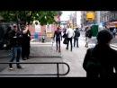 "Andrew Garfield on ""The Amazing Spider-Man 2"" Spiderman filming in Chinatown Manhattan vk.comstarlingcity"