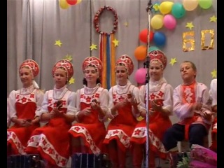 Образцовый детский ансамбль «Саратовские гармоники»