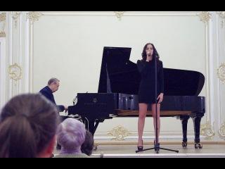 Композитор В.М.Лебедев (Полина Кузовкова - Разлука)