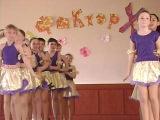 школа №60 танец Летка-енька