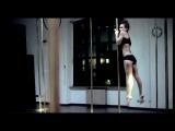 Marion Crampe & Edouard Doye at Milan Pole Dan (Fly - Ludovico Einaudi)