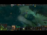 The International II, Na`Vi vs. DK, Dendi + Puppey teamplay highlight DOTA2 #saNEkk