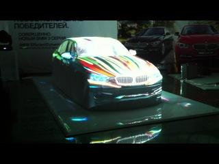 Презентация BMW 3 серии F30, Санкт-Петербург