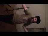 Антон Киселев (Токарный Паралич) - дебютный концерт в Рускомплекте 20.11.11