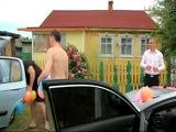 Подготовка к свадьбе.Автор Эдуард Сычев.