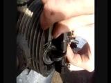 лигулировка клапанов мотоцыкла урал
