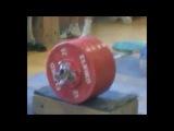 Звезда мировой тяжелой атлетики Хаджимурат Аккаев