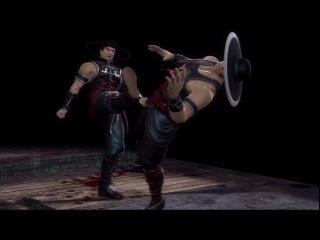 Mortal Kombat 9 биография Kung Lao (Кун Лао)