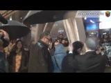 Видео с премьеры фильма Стартрек: Возмездие в Москве (25 апреля, 2013)