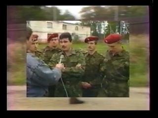 Экзамен на берет Софринский УРСН,сентябрь 1990 г через 15 лет и я там служил!!!