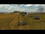 Алексей Матов  -  Полверсты огня и смерти (World of Tanks)