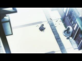 Горизонт посреди пустоты / Kyokai Senjo no Horizon 1 сезон 9 серия (Eladiel & JAM)