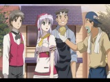 Ярче предрассветной лазури / Yoake Mae yori Ruri Iro na Crescent Love 3 серия
