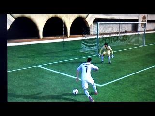 Супер гол Кристиано Рональдо !!