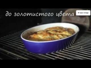 Картошка по французски, голубцы с картошкой