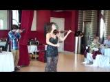 danza kuduro 2012 скрипачка Зарина скрипка