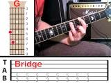 Как играть на гитаре-Seven Nation Army