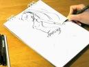 учимся рисовать мангу