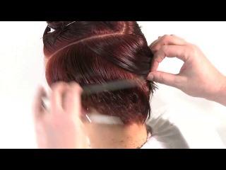 Видеоурок. Короткая женская стрижка с градуированием