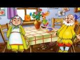 Колобок.Сказка для внучки Алисочки.