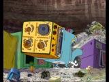 Огги и Тараканы - Ну и Свалка! (What a Dump!/Poubelles Story) 2-138