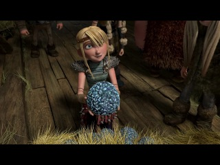 How to train your dragon - Gift of the Night Fury (eng)