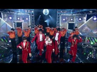 [Johnny's Jr. Land 2011.12.19] - Sexy Zone Medley